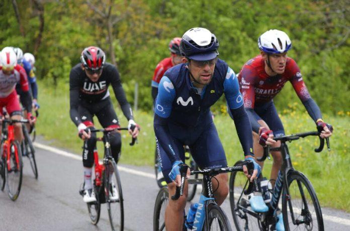 Nelson Oliveira Sobe A Quarto No Giro