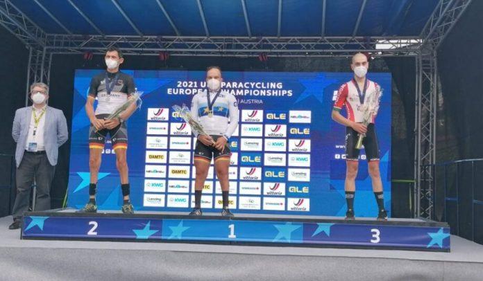 Bernardo Vieira E Telmo Pinão Conquistam Mais Duas Medalhas No Europeu De Paraciclismo