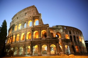 Colosseo istock photo