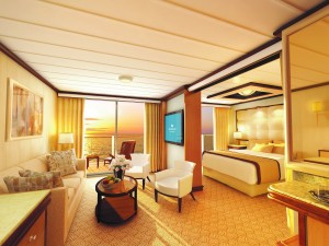 Cruise Stateroom