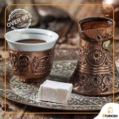 Selamlique Cardamom Turkish Coffee 125 gr
