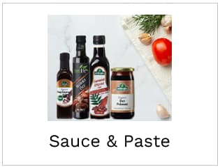 Sauce & Paste