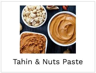 Tahin & Nuts Paste
