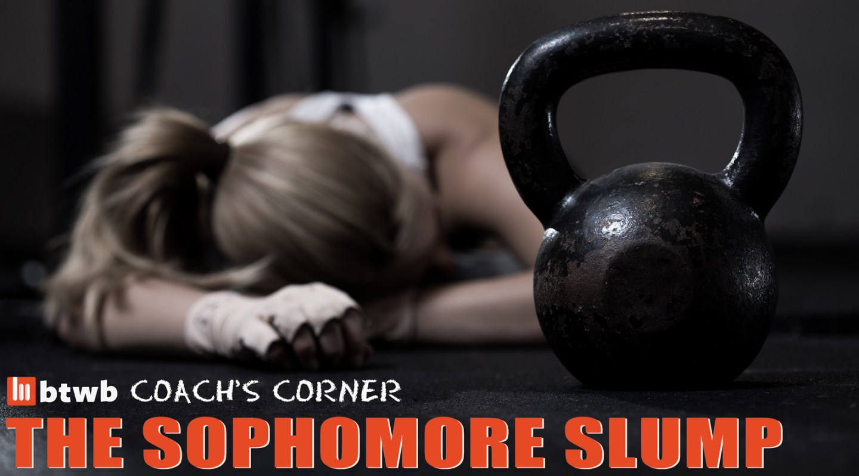 Coach's Corner: The Sophomore Slump