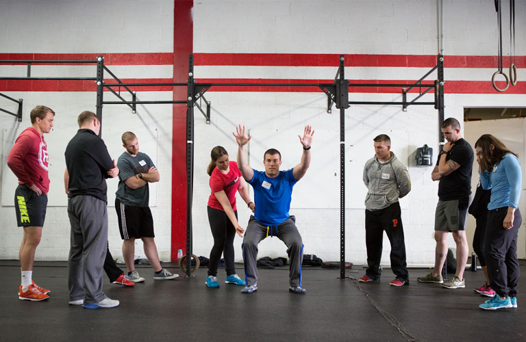 Hosting An L1 Certification: Starting A CrossFit Gym Part 14 |