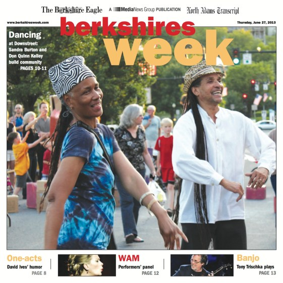 Cover of Berkshires Week