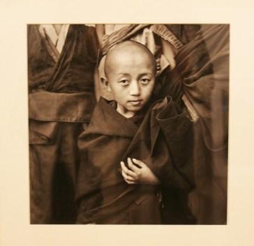 "Kevin Bubriski's ""Young Monk"""
