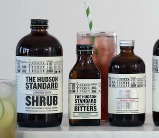 Hudson Standard will offer shrubs and bitters. Courtesy of the Alchemy Initiative