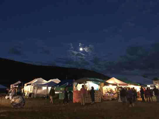 Falcon Ridge Folk Festival brings three days of music to the Taconics. Photo by Kate Abbott
