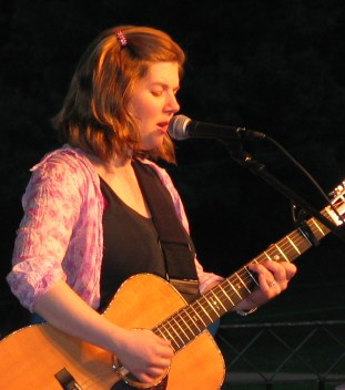 Dar Williams will perform at Hancock Shaker Village. Courtesy photo by Peter McManus
