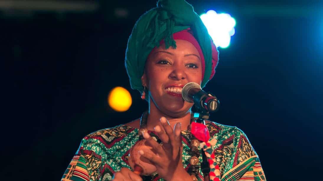 Betsayda Machado will bring Afro-soul harmonies to Hancock Shaker Village at 7 p.m. on Friday night.
