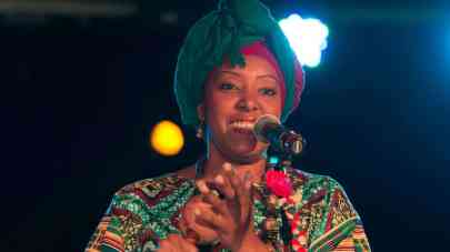 Betsayda Machado will bring Afro-soul harmonies to Hancock Shaker Village at 7 p.m. on Friday night.