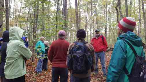 Bidwell House in Monterey will open early for a walk and talk on Mohican life in the Berkshires.