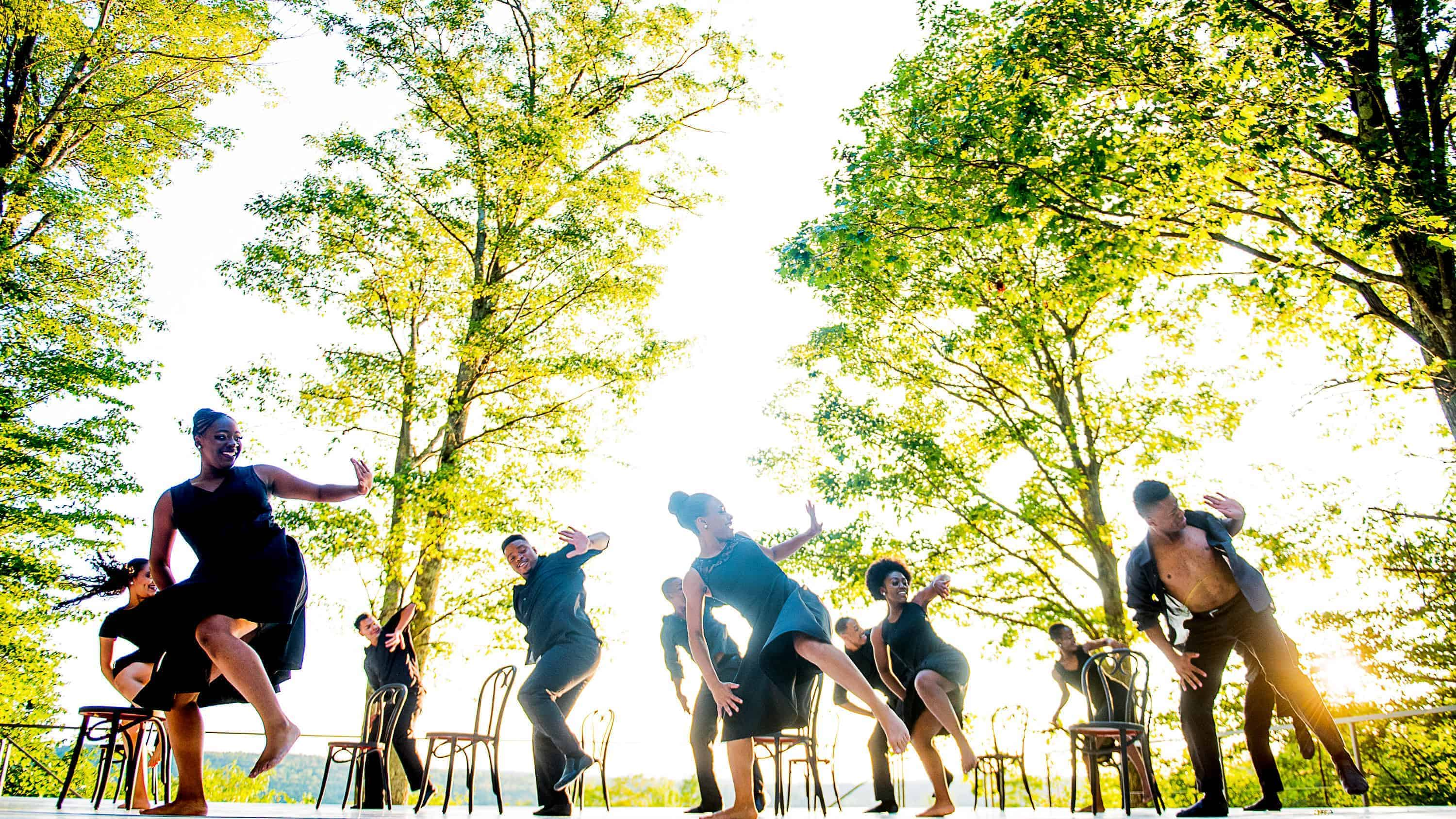 jacob s pillow adapts to the
