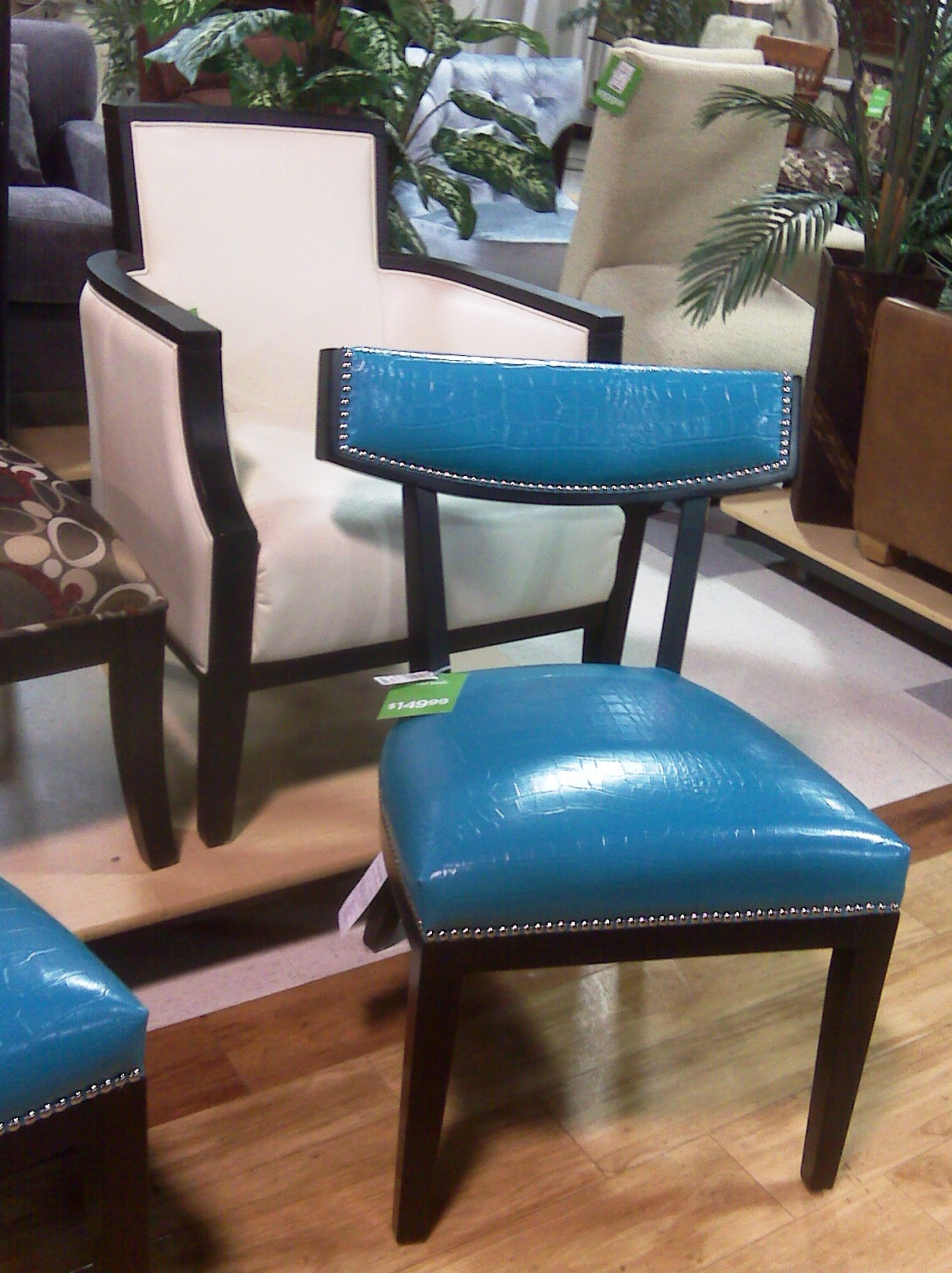 chairs at homegoods kitchen stool chair hooked on karen b wolf interiors