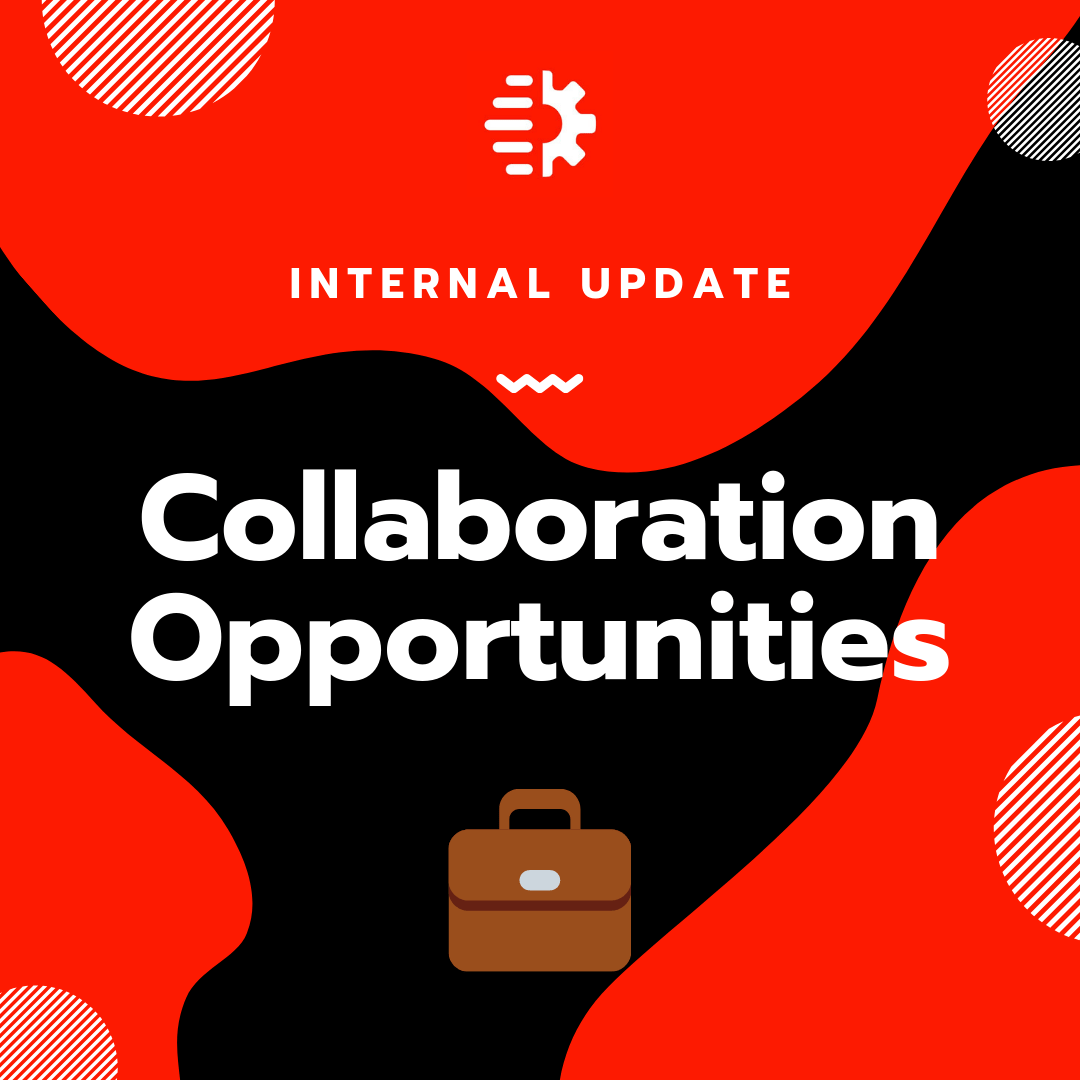 BTweeps Internal Update - Collaboration