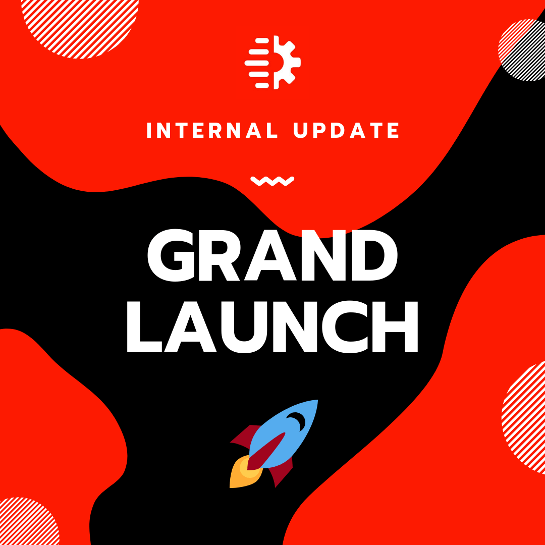 BTweeps Internal Update - GRAND LAUNCH