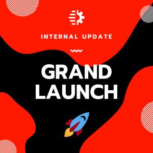 BTweeps Internal Update - GRAND LAUNCH