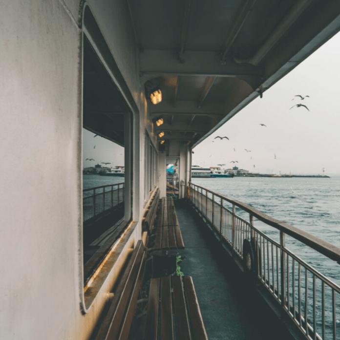 Veerboot Schip Boot Transport Passagiersvervoer