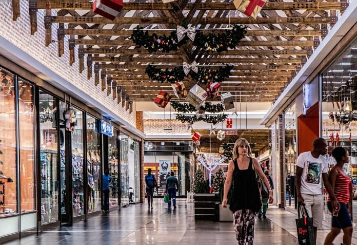 winkelcentrum shopping mall