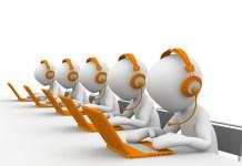 Call Center Telefoon Service Help Oproep Callcenter