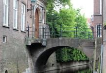 Den Bosch Water Gracht Historisch Gemeente Stad