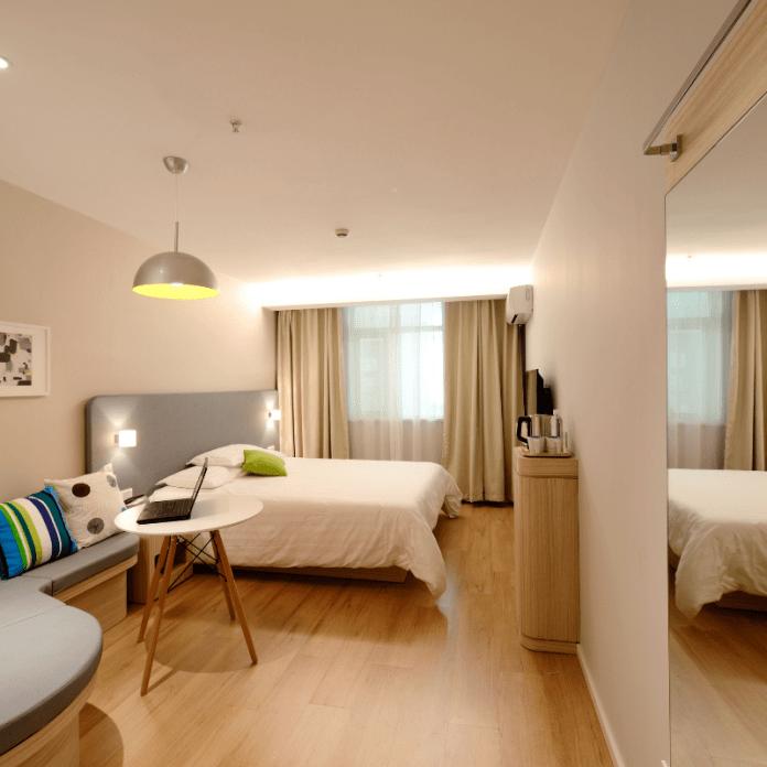 Gestoffeerd appartement flat verhuur