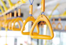 Personenvervoer Bus Handgrepen