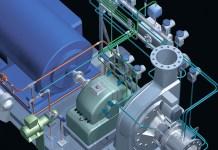 Turboventilator Compressor Fima