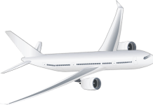 vliegtuig jet verkeersvliegtuig vliegen lucht