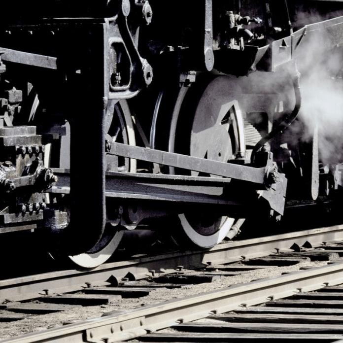 Locomotief Trein