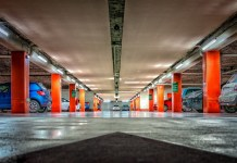Parkeergarage Ondergrondse Parkeergarage Park Garage