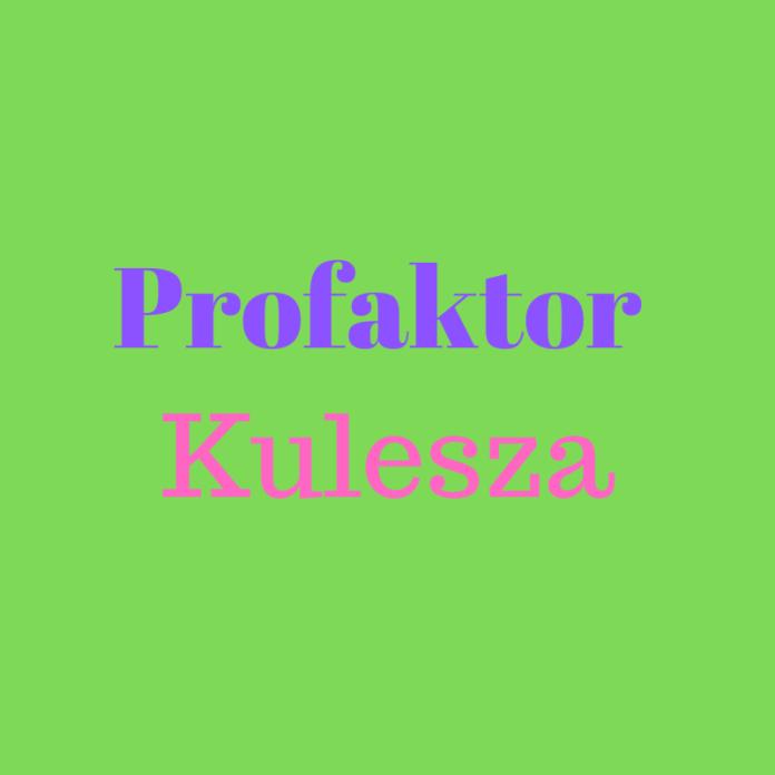 Profaktor Kulesza