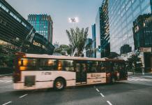 Stadsbus Bus Transport Stad