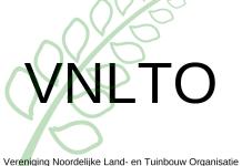VNLTO Vereniging Noordelijke Land- en Tuinbouw Organisatie