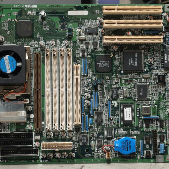 Computeronderdelen Moederbord Computer PC