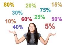 Korting Kortingsbon Couponcode Procent Prijzen Winkelen