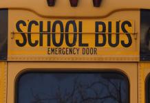 Leerlingenvervoer schoolbus