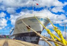 Reisonderbrekingen Schip Haven Reizigers Tussenstop
