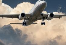 Vliegtuig Vlucht