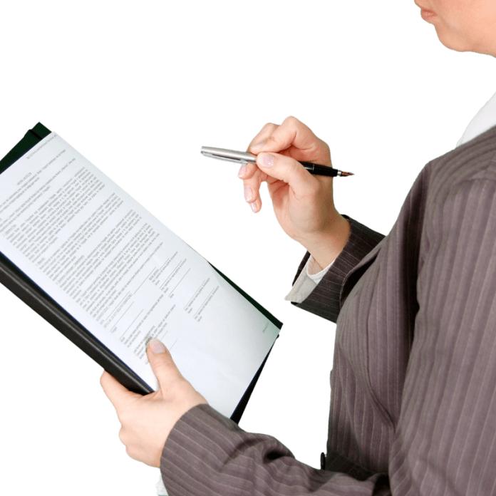 Document Contract Overeenkomst