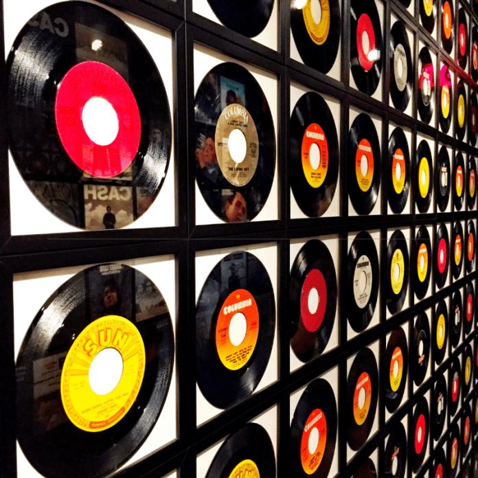 Grammofoonplaten langspeelplaten lp's vinyl