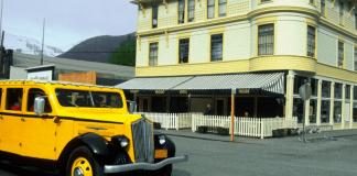 Hotel Excursie Bus