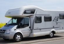 Hymer Camper Kampeerwagen