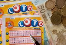 Spellen Willekeurige Loto Loterij Winnaar Loterijen
