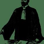 advocaat rechter officier van justitie wet pleiten