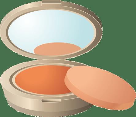 Cosmetisch product poederdoosje