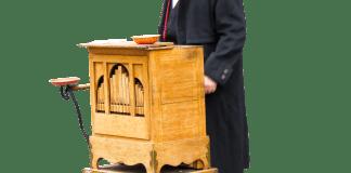 orgeldraaier