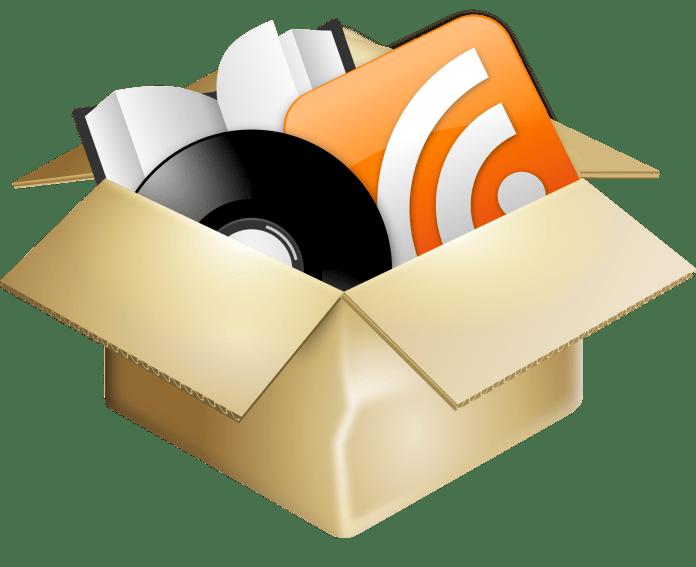 pakket postbezorging