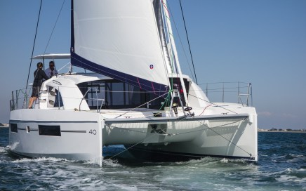 catamaran zeilen watersport zee